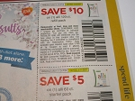 15 Coupons $10/1 Alli 120ct Refill + $5/1 Alli 60ct Starter Pack 4/11/2021