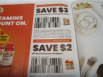 15 Coupons $3/1 Sundown Gummy + $2/1 Sundown 3/28/2021