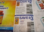 15 Coupons $2/1 Ester C Tablets 60ct + $3/1 Ester C 90ct 4/11/2021