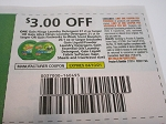 15 Coupons $3/1 Gain Flings Laundry Detergent 37ct or Gain Ultra Flings 21ct 4/10/2021