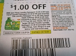 15 Coupons $1/1 Gain Flings Laundry Detergent 12 - 20ct or Gain Liquid Laundry Detergent 25 - 32 Ld 4/10/2021