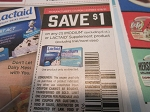 15 Coupons $1/1 Imodium or Lactaid Supplement 4/18/2021