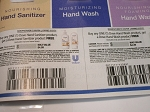 15 Coupons Buy 1 Get 1 FREE Dove Hand Sanitizer + Buy 1 Get 1 FREE Dove Hand Wash 3/27/2021