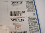 15 Coupons $1.50/1 Dove Shower Foam 13.5oz  + $1.50/1 Dove Body Polish 3/27/2021