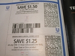 15 Coupons $1.50/1 Dove Clinical Antiperspirant + $1.25/1 Dove Advanced Care Stick Even Tone or Zero 3/27/2021
