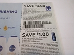 15 Coupons $3/2 Nivea or Nivea Men Body Wash + $1/1 Nivea or Nivea Men Body Wash 4/24/2021