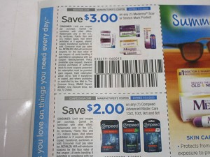15 Coupons $3/1 Mederma Scar or Stretch Mark + $2/1 Compeed Advanced Blister Care 7/31/2020