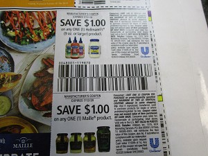 15 Coupons $1/1 Hellmann's 9oz+ Mayonnaise + $1/1 Maille 7/12/2020