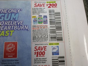 15 Coupons $2/1 Alka Seltzer GUM Products + $1/1 Alka Seltzer Effervescent 7/26/2020