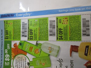 15 Coupons $2/1 Garnier Fructis or Whole Blends Pump Shampoo + $3/2 Fructis Shampoo Conditioner Treatment Styling + $4/2 Whole Blends 9/26/2020