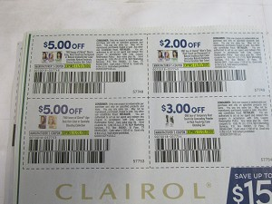 15 Coupons $5/2 Clairol Nice n Easy + $2/1 Nice n Easy + $5/2 Age Defy Hair Color + $3/1 Temporary Root Touch Up 11/21/2020