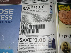 15 Coupons $1/1 Nivea Body Lotion, In Shower Body Lotion or Crème + $3/2 Nivea Body Lotion In Shower Body Lotion or Crème 1/2/2021